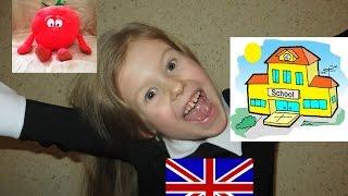Gang Świeżaków Szkoła #4 Język Angielski Baw się ze mną z Lenką