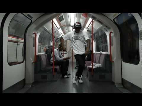 Lil' Buck STOP 2 STOP London UK Underground   YAK FILMS