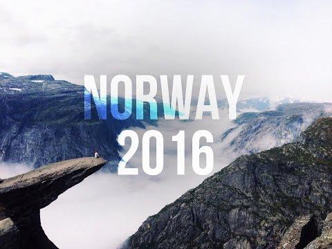 Norway 2016.Trohdheim-Sandefjord