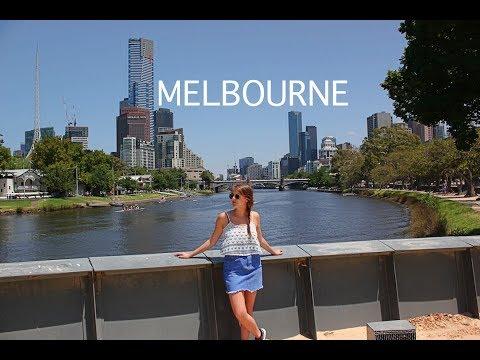 TRAVELLING AUSTRALIA!!! *Melbourne & St Kilda*
