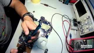 видео Замена USB портов ноутбука