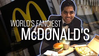 We tried out the world39s fanciest McDonald39s  CNBC Reports