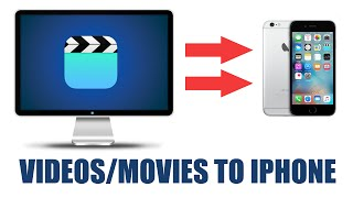 Video How to transfer videos/movies from computer to iphone using itunes download MP3, 3GP, MP4, WEBM, AVI, FLV Juni 2018