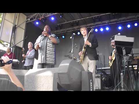 Willie Buck @ Muddy Waters Tribute  Blues Day @ Taste of Westmont, 7/16/17 Mp3