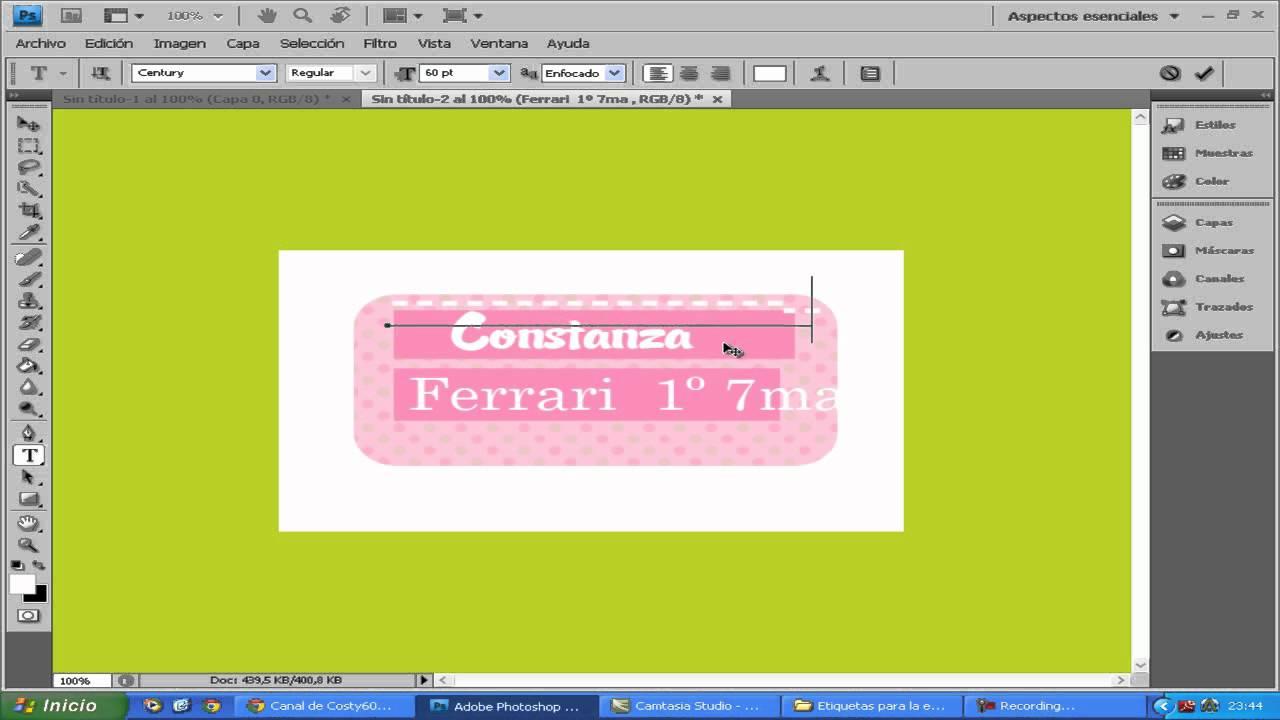 Crea tus propias etiquetas para el cole personalizadas for Programa para disenar closets online