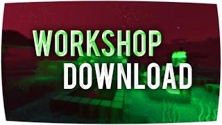 Workshop Download ► Garry's Mod Server - Tutorial [German]
