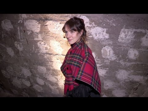 Christa Theret, Ines Melia and more at the Burberry party in Paris