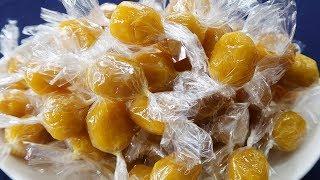 Món Ăn Ngon - MỨT XOÀI VIÊN vàng thơm mềm dẻo rất dễ làm