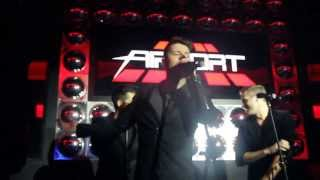 Akcent - Love stoned (Live istanbul club)