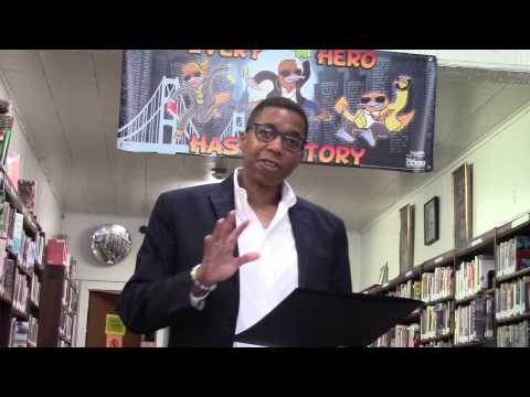 Jersey City Public Library - Why Public Libraries Matter