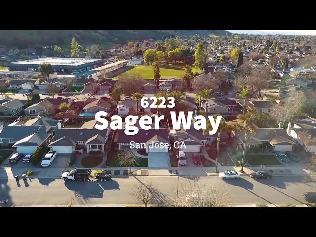 Sold! 6223 Sager Way, San Jose, CA  | David Azimi