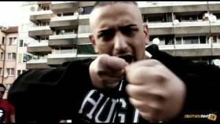 Скачать Haftbefehl Thug Life Meine Stadt Frankfurt Offenbach Psst PART 18 HQ VIDEO KLIP HD