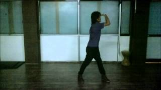 kabhi jo badal barse choreo by sunny soni (max dance crew)