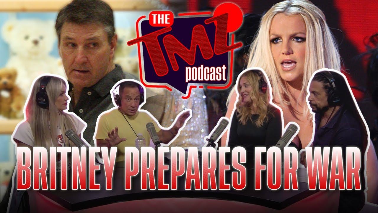 Britney Prepares For War | The TMZ Podcast