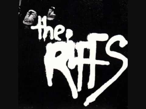 The Riffs - The Lucky Ones Are Dead