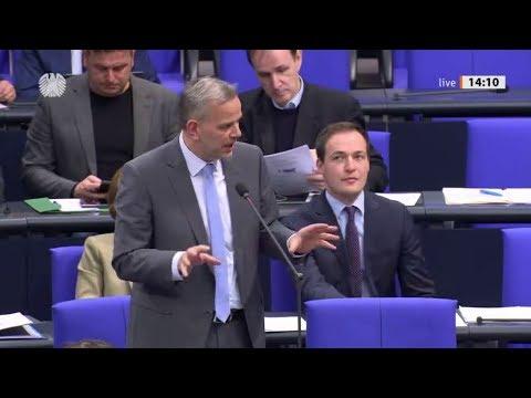 Bundestag. AfD stellt Fragen, Altmaier CDU antwortet. 13.11.2019