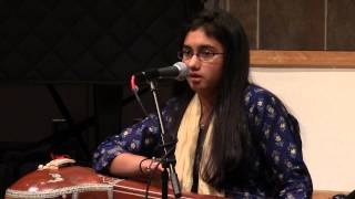 Alankar School of Indian Classical Music - Nov 2nd 2014 Concert - Bhajan Kahan Ke Pathik