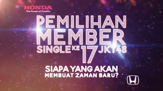 Cindy Yuvia (Team KIII) - Pemilihan Member Single Ke-17 JKT48
