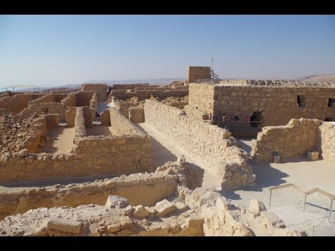 Masada. A tour of one of the most interesting sites in Israel. Guide: Zahi Shaked. March 25, 2016