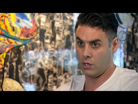 Toronto artist gets assist from Jose Bautista