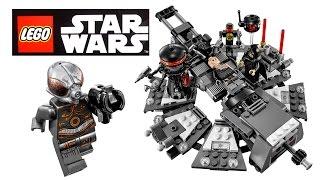 наборы LEGO Star Wars 2017 2 полугодие новинки Лего Звёздные войны Обзор