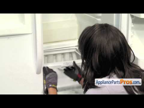 Refrigerator Water Tank (part #WR17X11440) - How To Replace
