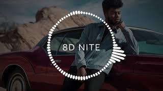 Khalid - Don't Pretend (8D Audio)