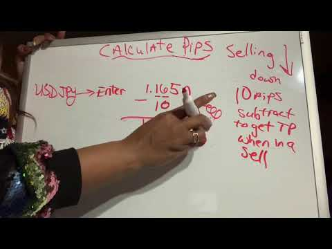 Calculating Pips With Basic Forex Pairs