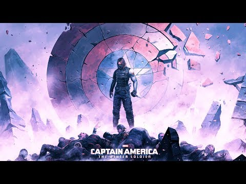 הסודות של מארוול - קפטן אמריקה: חייל החורף