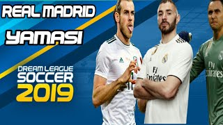Dls 19 Real Madrid Yama - Güncel Kadro