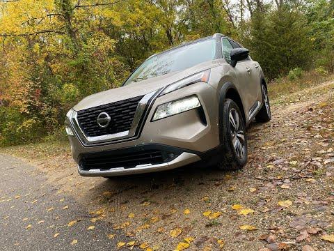 2021 Nissan Rogue Platinum: Car Review