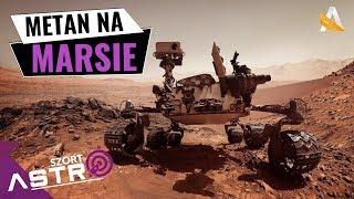 Curiosity odkrył rekordowe ilości metanu na Marsie - AstroSzort