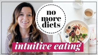 5 Steps to Intuitive Eating