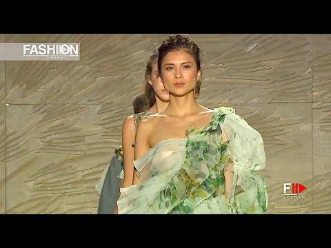 CIERRE - MARIA ELENA VILLAMIL Spring Summer 2018 COLOMBIAMODA 2017 - Fashion Channel