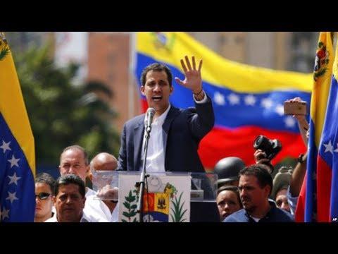 大陆新闻解读588期_严真点评:委内瑞拉变天;加国大使因孟晚舟被解职