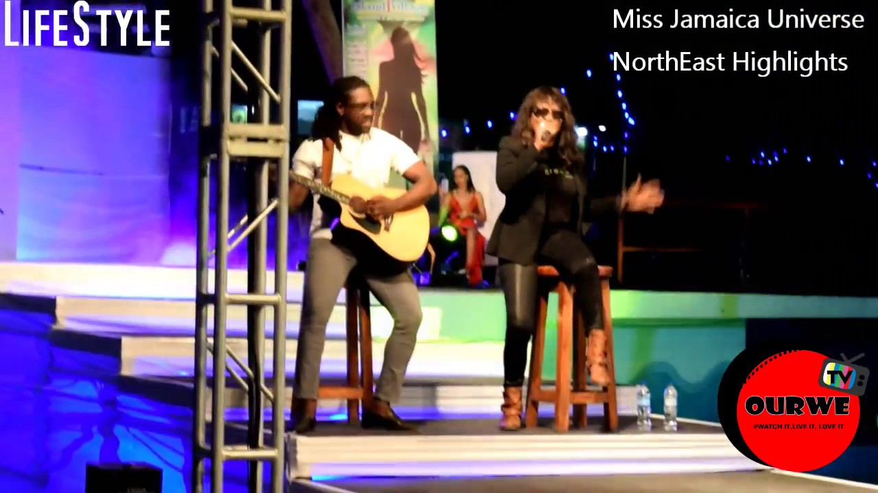 Tanya Stephens Full Performance at Miss Universe Jamaica NorthEast