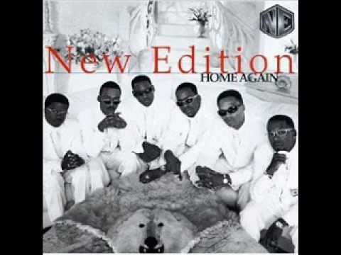 New Edition - Shop Around (1996)