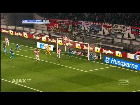 De Boer's favourite Ajax game - PSV 2012