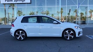 2018 Volkswagen Golf GTI Palm Springs, Palm Desert, Cathedral City, Coachella Valley, Indio, CA 2892