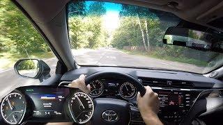 Камри не едет? Toyota Camry V6 от 0 до 100 км/ч