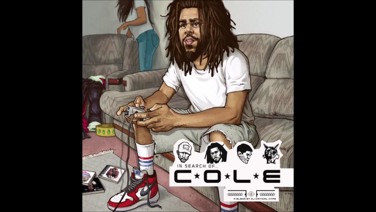 J. Cole & The Neptunes - In Search Of... Cole   DJ Critical Hype (Full Album)