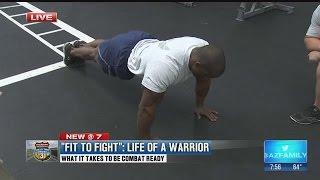 Life of a warrior: Are you combat ready and