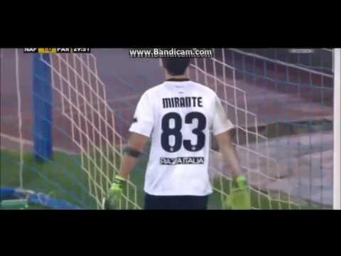 Tutti i gol di Dries Mertens con la maglia del Napoli (fino al 2014-15)