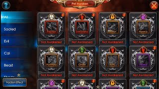 Legacy of Discord - The New Pet Awakening - Boosted 350 mill