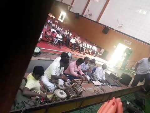 Kurukshetra Drama Directed By Girish Sulibeli At Mandya Kalakshetra