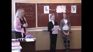 Презентация портфолио 6 класс