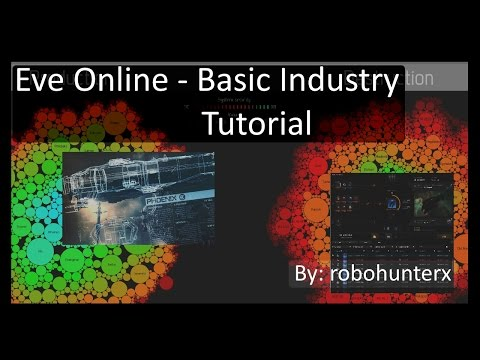 Eve Online Tutorials - Intro to Industry