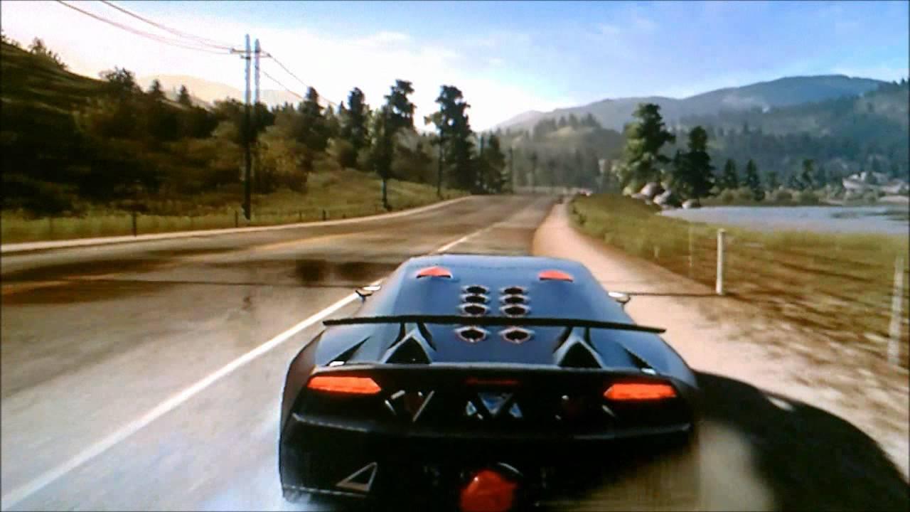 Nfs Hot Pursuit Lamborghini Sesto Elemento Gameplay