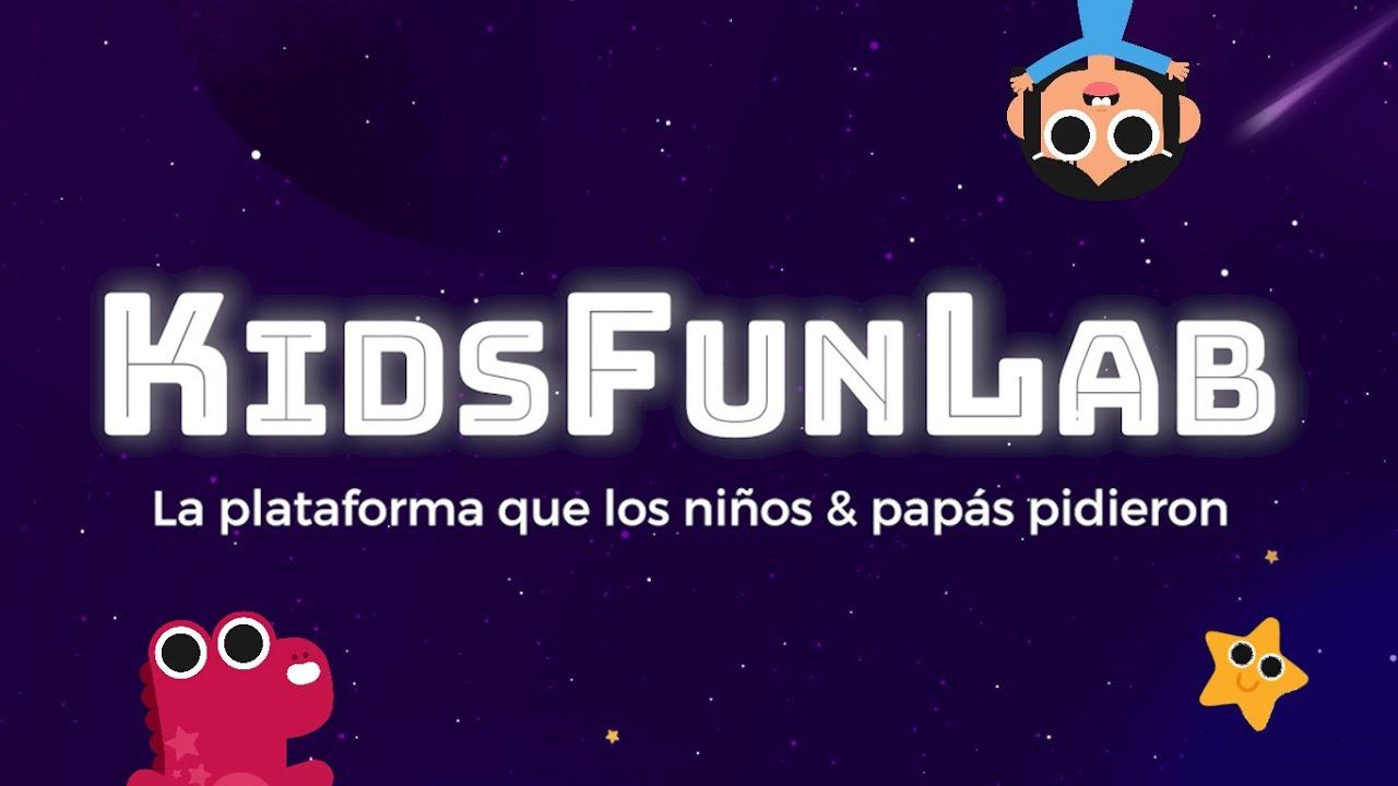 KidsFunLab: ¡Tus personajes favoritos, pronto en una misma app!