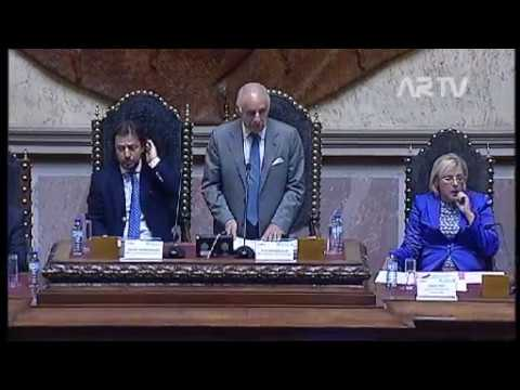 Parliament session, 55th ERSA Congress (2015)